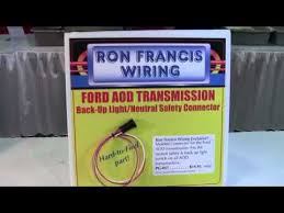 wiring diagram ford aod transmission wiring image ford aod transmission connector from ron francis wiring id12896 on wiring diagram ford aod transmission