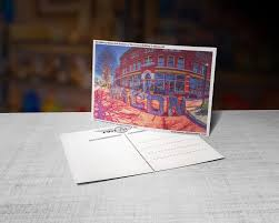 Eye Designs Macon Ga Set Of 12 Postcards Featuring Macon Ga