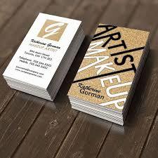 30 cool creative business card design ideas 2016 makeup artist business cards