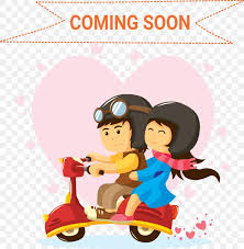 cartoon love couple betty boop animated