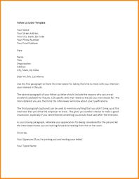 6 Follow Up Letter Nurse Resumed