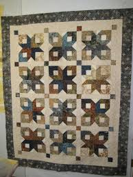 Boxy Stars Jelly Roll Quilt & Attached Images Adamdwight.com