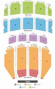 Ohio Theatre Seating Chart Columbus