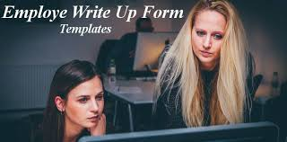 26 Employee Write Up Form Templates Free Word