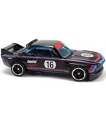 hot wheels 73 bmw 3 0 csl race car