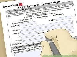 A 3 Wikihow Track Money Moneygram Ways - To Order