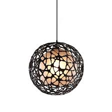 c u c me round hanging lamp by hive by hive