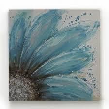 navy blue wall decor on navy blue flower wall art with blue canvas wall art foter