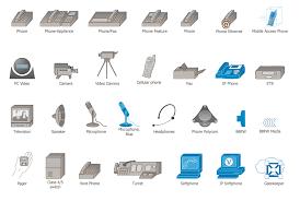 cisco multimedia voice phone cisco icons shapes stencils and cisco multimedia voice phone cisco icons shapes stencils and