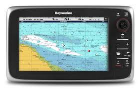 Electronic Charts Canada Raymarine C95 Multifunction Display W Canada Charts T70028