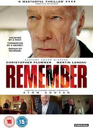 Remember [DVD]: Amazon.co.uk: Christopher Plummer, Dean ...