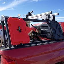 Leitner Designs Gear Pod Xl Leitner Designs Active Cargo System Truck Bed Rack Blue