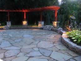 example of a patio design in detroit