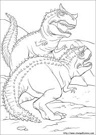 Disegni Da Colorare Di Dinosauri E Draghi Fredrotgans