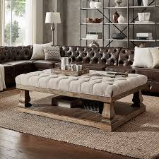 More than any other furniture surface, a tabletop reflects light and shows off every little flaw. Three Posts Gowans Floor Shelf Coffee Table With Storage Reviews Wayfair