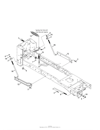 troy bilt bronco parts diagram troy image wiring troy bilt 13wqa2kq011 super bronco 50 2015 parts diagram for fender on troy bilt bronco parts
