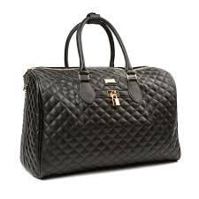 Townline Quilted Duffle Bag // Black - Reason - Touch of Modern & Townline Quilted Duffle Bag // Black Adamdwight.com