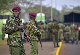 Kenya Army Ranks And Salaries All Youd Like To Know In