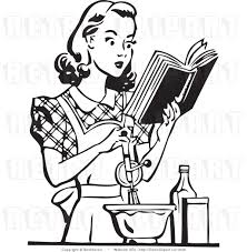 cooking clipart black and white. Fine Clipart Retro Cooking Clipart 1 To Black And White I