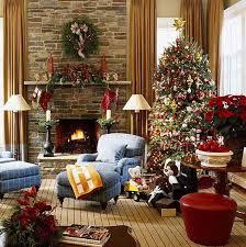 Christmas Living Room Decorating Ideas Interior