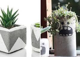 Além de receberem plantas ornamentais os vasos de cimento também servem para quem deseja fazer uma horta em casa. Como Fazer Vaso De Cimento Em Casa Como Fazer Em Casa