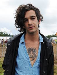 Image result for Matthew Healy