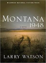montana a novel larry watson com books