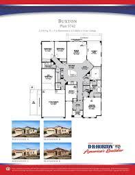 Flooring  Buxton Min Impressive Dr Horton Floor Plans Photos - Design homes inc