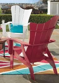funky patio furniture. Funky Adirondack Chair   Grandin Road Patio Furniture O