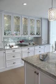 mirrored kitchen backsplash mirrored ideas for kitchen diy
