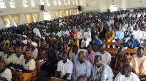 Christian life in northern Nigeria - BBC News