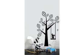 wall sticker tree with your own name