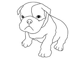 Small Picture Printable Dog Coloring Pages For Kids Color Of Dogs adult