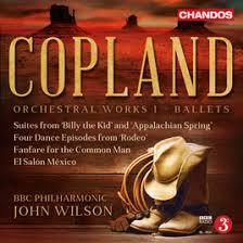 copland orchestral works copland orchestral works vol 1 ballets by bbc philharmonic