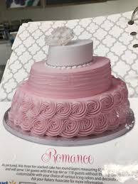 Psa Walmart Has 3 Tiered Cakes For 140 Weddingplanning