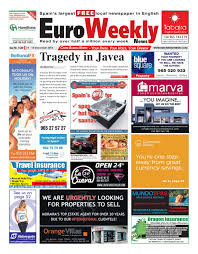 euro week full kitchen: euro weekly news costa blanca south   october  issue  by euro weekly news media sa issuu