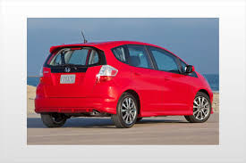 2012 Honda Fit - Information and photos - ZombieDrive