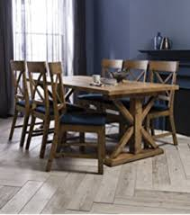 extending solid oak dining table 6 chairs. faversham dining table with 6 chairs solid oak extending