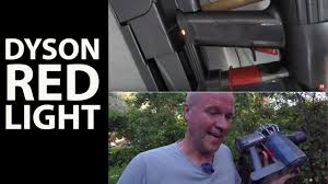 Dyson Dc59 Red Light Blinking Dyson Flashing Red Light How To Replace V6 Battery Tightwaddad