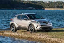 2018 Toyota C Hr Vs 2017 Honda Hr V Compare Cars