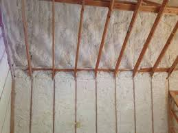 closed cell spray foam insulation for better thermal protection