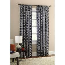 target navy curtains room darkening curtains short blackout curtains