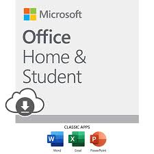Windows 1 Microsoft Office Home And Student 2019 Download 1 Person Compatible On Windows 10 And Apple Macos