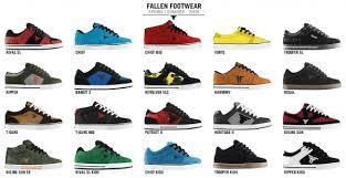 fallen skate shoes. #black fallen skate shoes