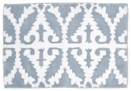khoma slate bath rug by john robshaw contemporary bath mats by fig linens and home