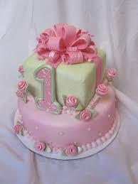 1st First Birthday Cake Girl 1st First Birthday Cake Girl Flickr