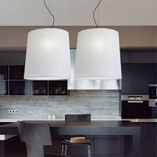 View in gallery Large accent pendant lighting for modern kitchen