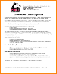 9 Work Objectives Example Job Apply Form