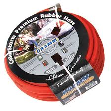 dramm colorstorm 5 8 in premium rubber garden hose 50 ft com