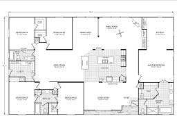 amusing manufactured homes floor plans 14 double wide 4 bedroom mobile single skyline of